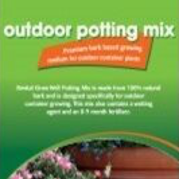Outdoor Potting Mix