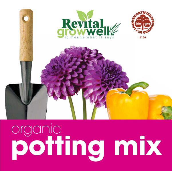 Organic Potting Mix