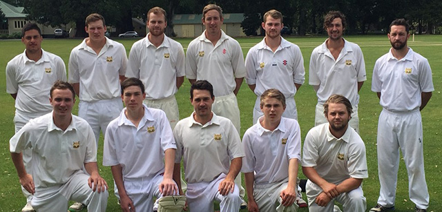 The Taranaki Crickets Senior Mens team is back in action this season!