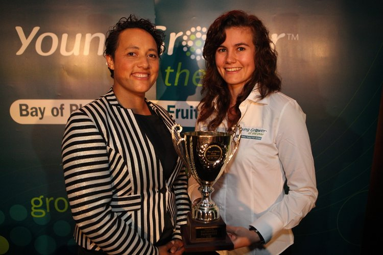 SPONSORSHIP – BoP YOUNG FRUIT GROWER OF THE YEAR 2018