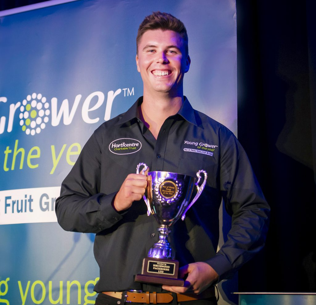 Revital supports BOP Young Grower of the Year Competition