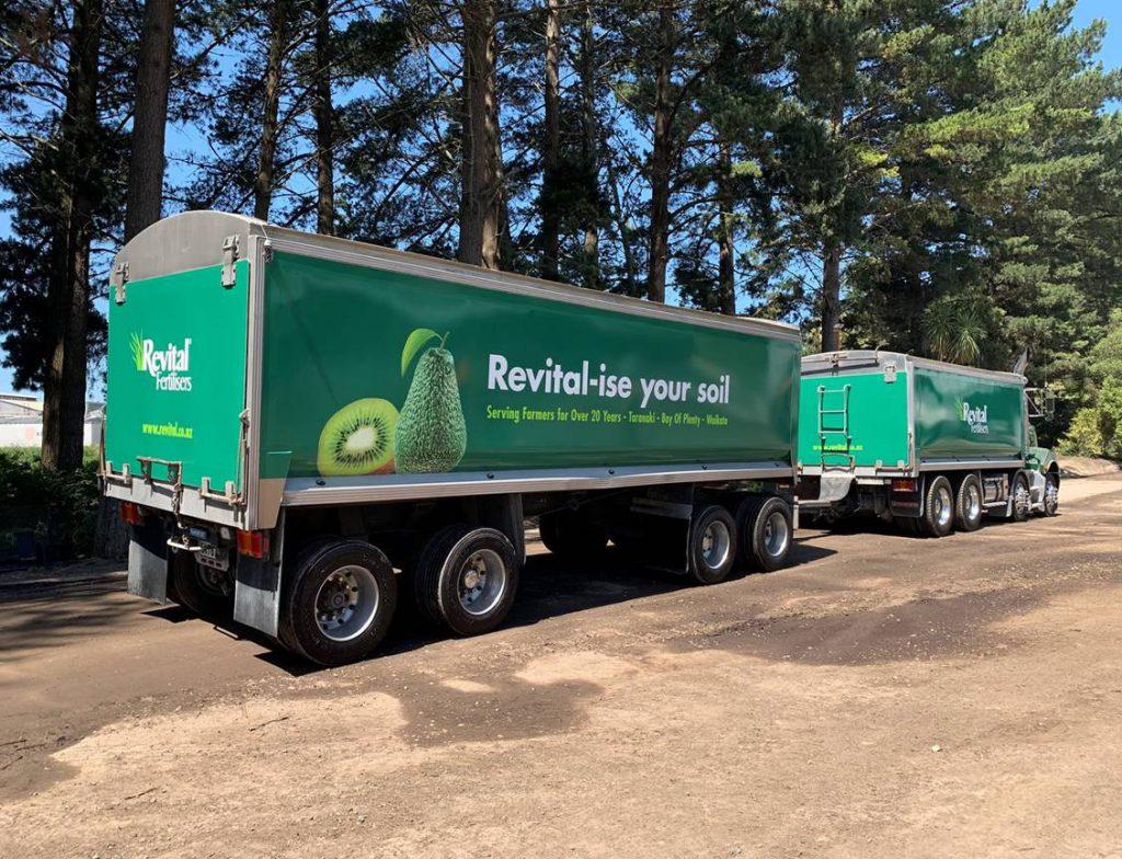 Revital Truck & Trailer  Unit